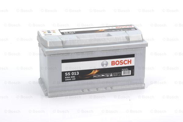 AUTOBATERIE BOSCH S5 12V 100AH