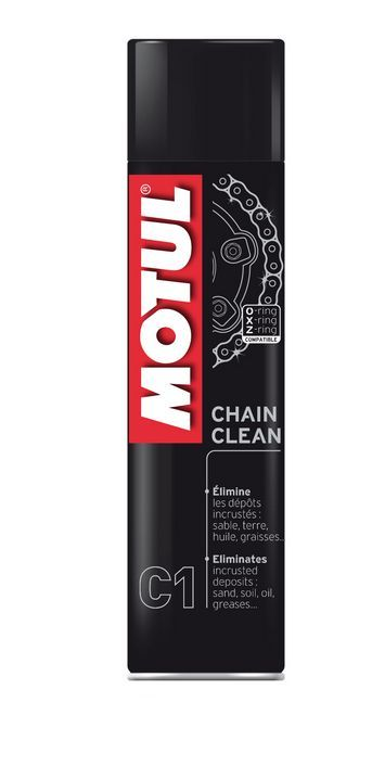 CISTIC RETEZU, CHAIN CLEAN C1 400 ML
