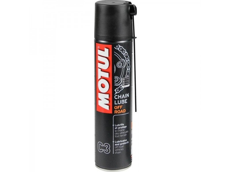 MAZIVO RETEZU, CHAIN LUBE OFF ROAD C3 400 ML